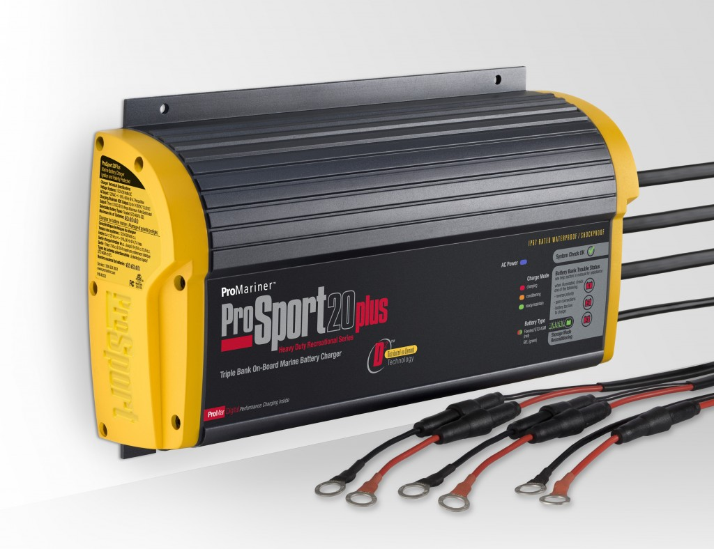 ProSport Battery Chargers