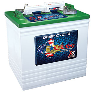 6 Volt Deep Cycle 125XC2